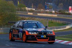 #81 Live-Strip.com Racing BMW 330i: Tobias Neuser, Rudi Seher, Olivier Fourcade, Karlheinz Grüner