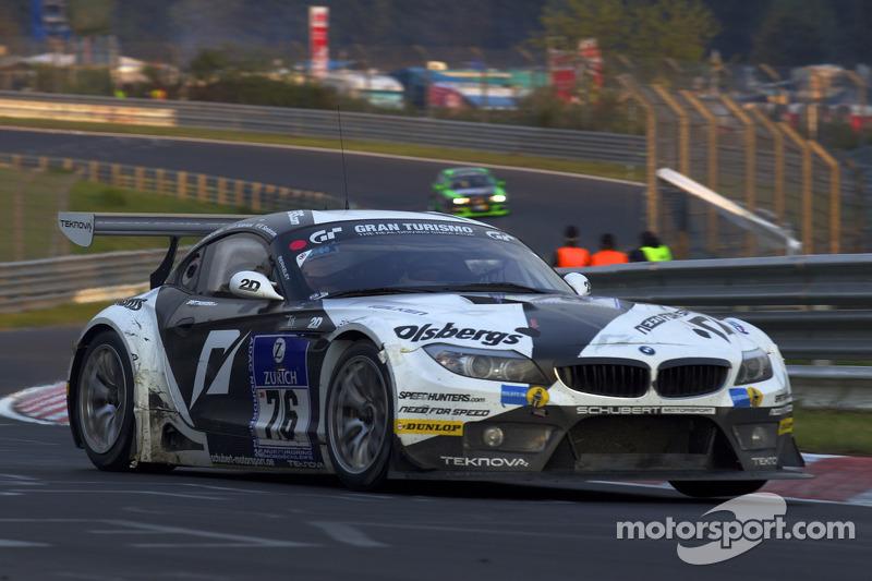 76 Need for Speed by Schubert Motorsport BMW Z4 GT3: Marko Hartung ...