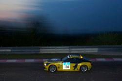 #180 Black Falcon BMW Z4 3.0 si: Oleg Volin, Evgeny Vertunov, Philipp Leisen, auto'sten Knechtges