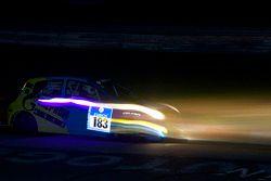 #183 Renault Clio III Cup: Jannik Olivo, Elmar Jurek, Traudl Klink