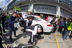 Pitstop #11 Porsche AG Porsche GT3 RS: Patrick Simon, Horst von Saurma, Roland Asch, Chris Harris