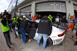 Pitstop #66 Aston Martin Vantage V8: Tim Schrick, Marc Simon