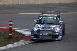 #145 Alpecin Schirra Motoring Mini Cooper S: Friedrich von Bohlen, Harald Grohs