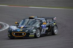 #114 Stratton Motor Company Lotus Exige Cup: Matthew Cummings, Roger Green