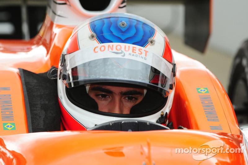 2010: Марио Романчини (13-е место)