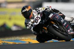 Ben Bostrom Pat Clark Motorsports Yamaha YZF-R