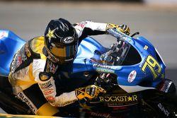 Blake Young Rockstar/Makita/Suzuki Suzuki GSX-R