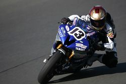 Melissa Paris MPH Racing, Inc. Yamaha YZF-R