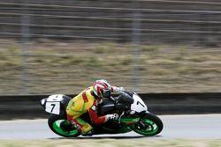 Matthew Sadowski Matt Sadowski Racing Suzuki GSX-R