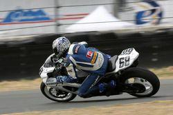 Kevin Boisvert, Bayside Performance Suzuki GSX-R