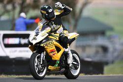 Bobby Fong DNA Energy Drink CNR Motorsports Ducati Ducati