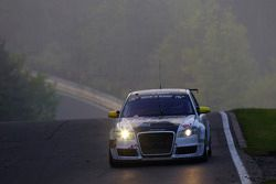 #195 Audi A4 Quattro: Thomas Hanisch, Hans Keutmann, Klaus Leinfelder, Spencer Trenery