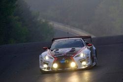 #50 Gazoo Racing Toyota Lexus LF-A: Takayuki Kinoshita, Akira lida, Juighi Wakisaka, Kazuya Ohshima