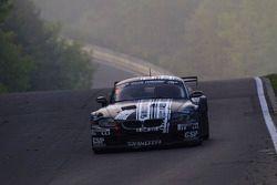 #69 Dörr Motorsport BMW Z4 GT3: Stefan Aust, Rudi Adams, Jochen Obler