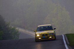 #227 Automobilclub von Deutschland BMW M3 GT: Gerd Niemeyer, Armin Zumtobel, Erich Trinkl