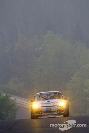 #35 Scuderia Offenbach Porsche 997 GT3 Cup: Matthias Weilen, Rodney Forbes, Kai Riemer, David Horn