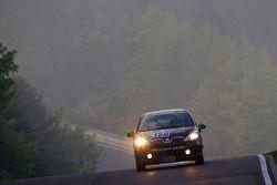 #150 Fleper Motorsport Peugeot 207 RC: Joachim Steidel, Thorsten Wolter, Herwarth Wartenberg, Walter