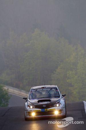 #137 Subaru Tecnica International Subaru GRB: Kazuo Shimizu, Tshihiro Yoshida, Marcel Engels, Carlo