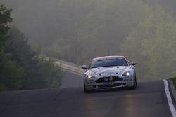 #59 Gentle Swiss Racing Aston Martin Vantage N24: Christian Bollrath, Marcel Belke, Einar Thorsen, M