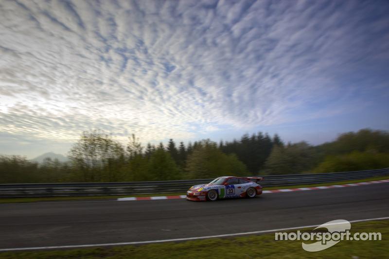 #33 RDM Cargraphic Logwin Racing Porsche GT3 Cup: Peter König, Steffen Schlichenmeier, Kurt Ecke