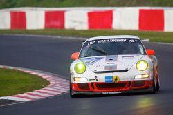 #41 Porsche 997 GT3 Cup: Peter Schmidt, Marcel Blomer, Dieter Lehner, Tim Tews