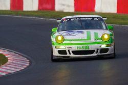#42 Porsche 997 GT3 Cup: Michael IIIbruck, Manuel Lauck, Jörg van Ommen, Altfrid Heger