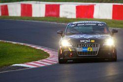 #125 Pro Henicap Audi TTS: Wolfgang Müller, Oliver Rudolph