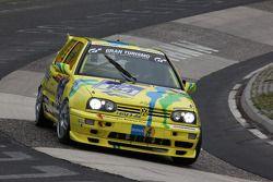 #154 Volkswagen Golf III Kitcar: Andreas Dingert, Eric Freichels