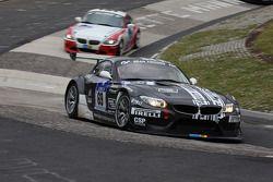 #69 Doerr Motorsport BMW Z4 GT3: Stefan Aust, Rudi Adams, Jochen Obler