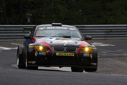 #57 BMW E92 M3 GTRS: Heribert Steiner, Damien Flack