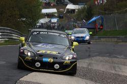#169 Doerr Motorsport BMW Z4 Coupe: Stefan Aust, Dierk Moeller-Sonntag, Peter Posavac, Hanspeter Strehler