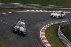 #96 Doerr Motorsport BMW M3 GT4: Rolf Scheibner, Peter Posavac, Christian Gebhardt