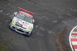 #28 Scuderia Offenbach Porsche 997 Cup: Maher Aigadri, Barton Mawer