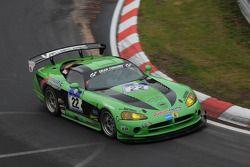 #22 Vulkan Racing - Mintgen Motorsport Dodge Viper: Dirk Riebensahm, Christian Kohlhaas, Christopher Brueck
