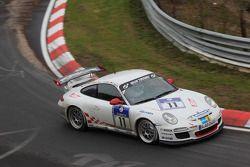 #11 Porsche AG Porsche GT3 RS: Patrick Simon, Horst von Saurma, Rolet Asch, Chris Harris