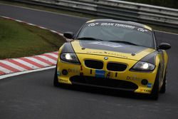 #180 Black Falcon BMW Z4 3.0 si: Oleg Volin, Evgeny Vertunov, Philipp Leisen, Carsten Knechtges