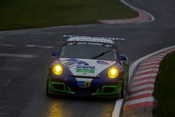 #19 Besaplast Racing Team Porsche 997 GT3 Cup: Franjo Kovac, Martin Tschornia, Sebastian Asch, Frank Schmickler