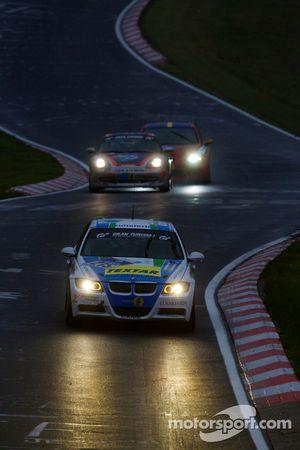 #215 Automobilclub von Deutschland BMW 325 i E90: Matthias Unger, Andreas Schettler