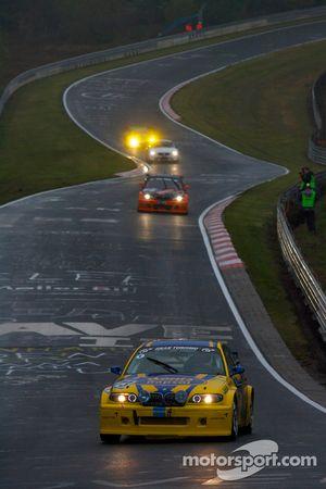 #173 BMW 320: Bernd Kleeschulte, Andre Ibron