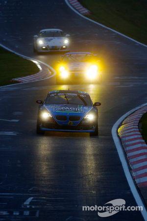 #228 Automobilclub von Deutschlen BMW Z4: Matthias Unger, Daniel Zils, Guido Wirtz, Tim Scheerbarth