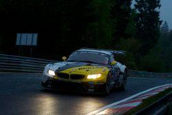 #77 Need for Speed by Schubert Motorsport BMW Z4 GT3: Claudia Hürtgen, Stian Sorlie, Jörg Viebahn, R