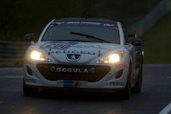 #200 Peugeot Peugeot RC Z: Jean-Philippe Peugeot, Stéphane Caillet, Cyrus Ayari, Olivier Perez