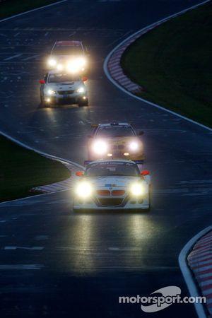 #86 BMW Z4 M Coupe: Heinz Schmersal, Stephan Rösler, Christoph Koslowski