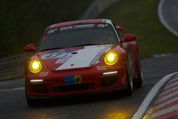 #47 Porsche 997 GT3: Wolfgang Kemper, Johannes Kirchhoff, Elmar Grimm, Gustav Edelhoff