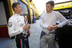 David Coulthard, Mücke Motorsport et Maro Engel, Mücke Motorsport