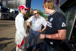 Miguel Molina, Audi Sport Rookie Team Abt et Peter Terting