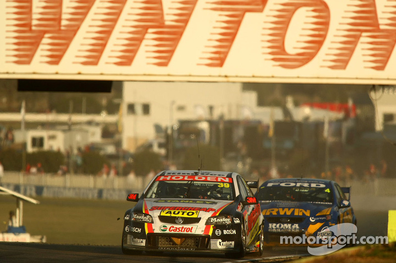 #39 Supercheap Auto Racing: Russell Ingall