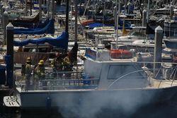 Monterey Fire Department, Monterey Wharf