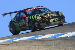 #23 Alex Job Racing Porsche 911 GT3 Cup: Bill Sweedler, Romeo Kapudija, Jan-Dirk Lueders
