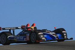 #52 PR1 Mathiasen Motorsports Oreca FLM09: Johnny Mowlem, Tom Papadopoulos, Ryan Lewis
